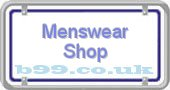 menswear-shop.b99.co.uk